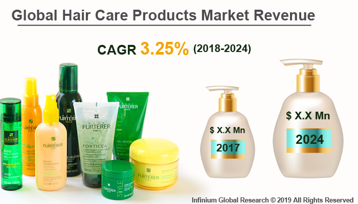 Global Hair Care Products Market