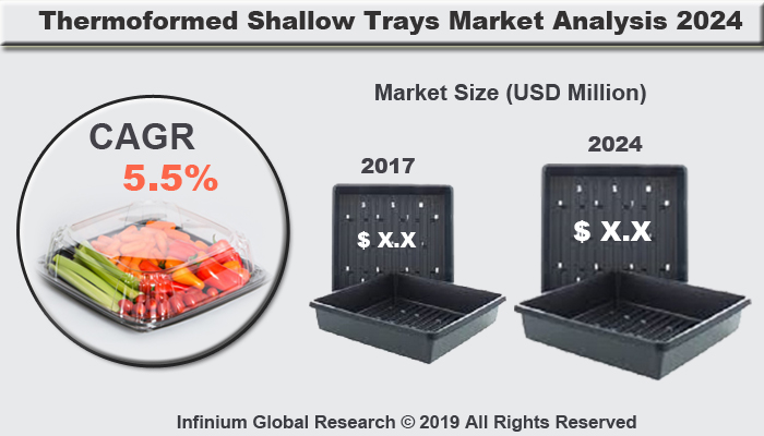 Global Thermoformed Shallow Trays Market