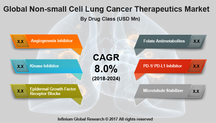 Non-small Cell Lung Cancer Therapeutics Market